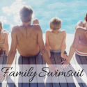 2015 Family Swimsuit Trends