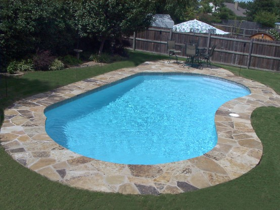 Free Form Swimming Pools Blue Haven Tulsa