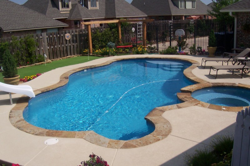 Hot tubs and spas in oklahoma city tulsa blue haven for Pool and spa images