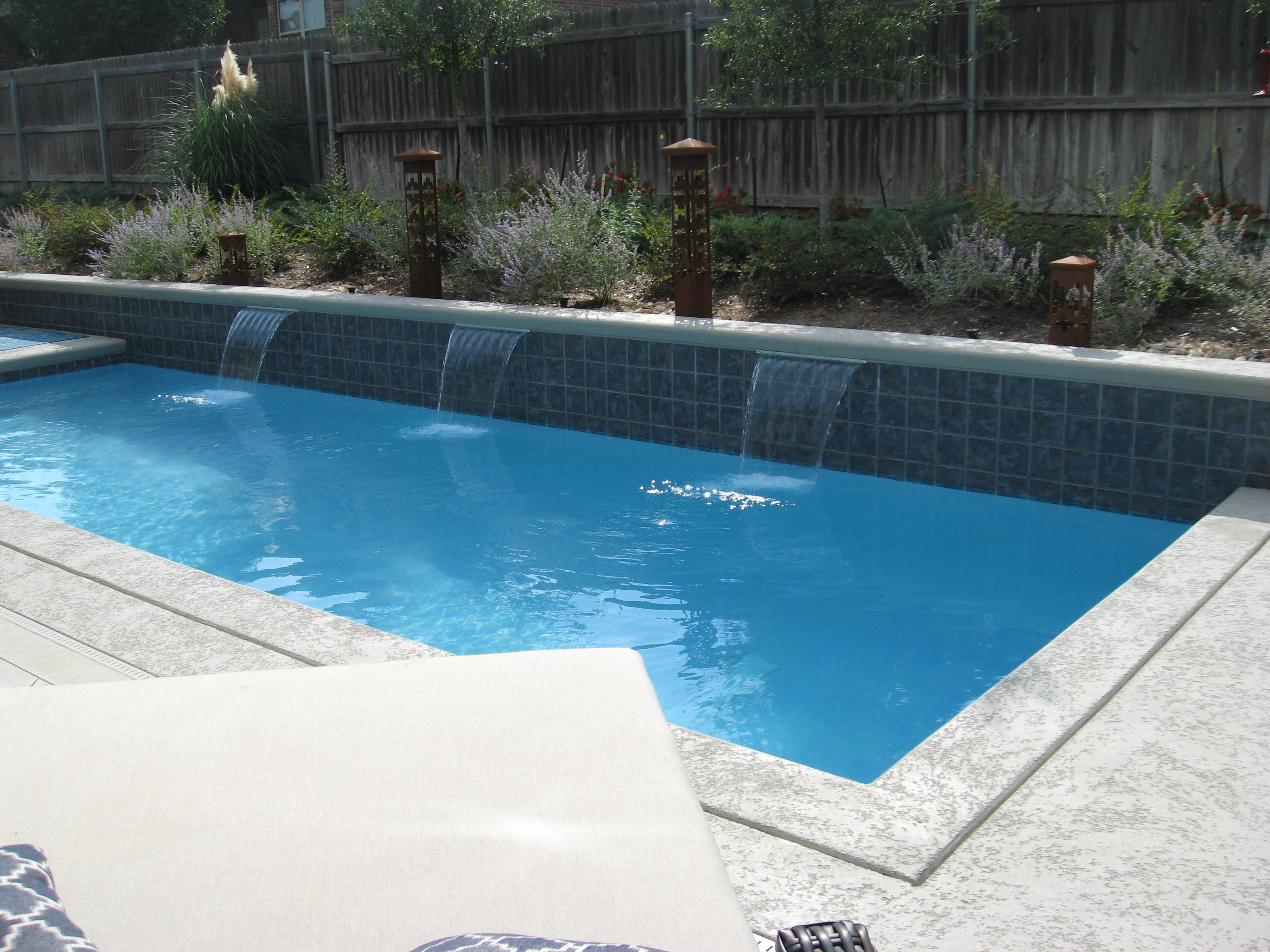 Classic Pool Designs Blue Haven Pools Tulsa